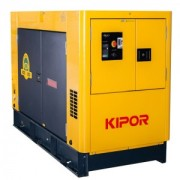 Generator insonorizat Kipor KDE 100 SS3