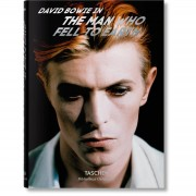 Taschen David Bowie: The Man Who Fell to Earth (tapa dura)