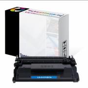 HP LaserJet Enterprise flow M506x CF287A toner cartridge Zwart