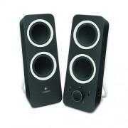 Reproduktory Logitech Z200 Multimedia Speaker 2.0, 6W, čierne