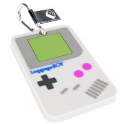 Gameboy kofferlabel