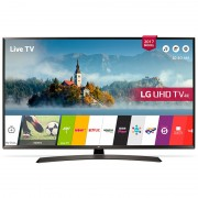 Televizor Smart LED LG 109 cm Ultra HD 43UJ635V, WiFi, USB, CI+, Black