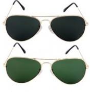 Ivonne Butterfly Sunglasses(Green, Black)