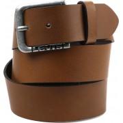 Levi's N.Lockwood Leder Gürtel Braun - Braun Größe 85