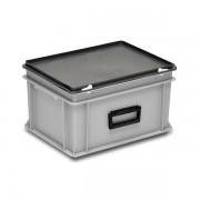 Certeo Mehrzweckkoffer - Inhalt 20 l, LxBxH 400 x 300 x 233 mm - ab 1 Stück