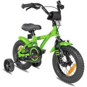 Prometheus Bicycles ® HAWK Bicicleta infantil 12'' verde-negro