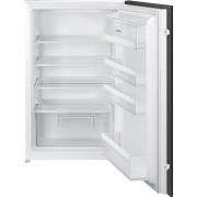 Frigider minibar incorporabil Smeg S3L090P1, 55 cm, static, A+