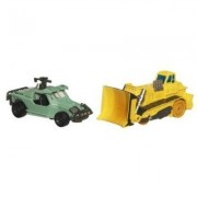 Transformers RPMs Robot Power Machines, Landmine Autobot vs Rampage Decepticon, 06 of 08