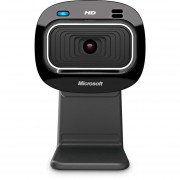 Webcam Lifecam HD-3000 Microsoft HD720P-Negro