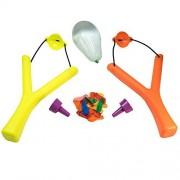 TukTek Kids First Set of 2 Water Balloon Sling Shot Water Bomb Toys for Summer Outside Fun