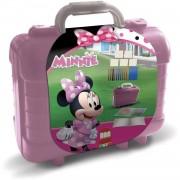 Multiprint kleurset Minnie Mouse 19-delig roze