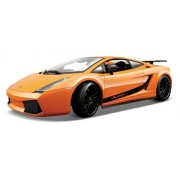 Lamborghini Gallardo Superleggera, Orange - Maisto 31149 - 1/18 Scale Diecast Model Toy Car