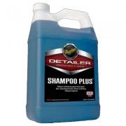 Шампунь для мойки автомобиля с воском Meguiar's Shampoo Plus D11101