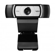 Logitech C930e Webcam Full HD, 3MP, 30fps, 90° FOV, 4x Zoom