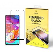 Mocco Full Glue 5D Signature Edition Tempered Glass Full Coverage with Frame Samsung A105 Galaxy A10 Black