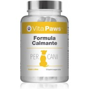 Simply Supplements Formula Calmante per cani 120 Capsule facili da aggiungere al cibo
