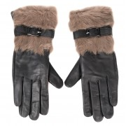 Дамски ръкавици EMU AUSTRALIA - Willow Gloves Black
