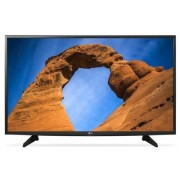 "LG 49LK5100PLB, 49"" LED HD TV, 1920x1080,Dynamic Colour,Resolution Upscaler,Virtual Surround, DVB-T2/C/S2,HDMI, CI, LAN, USB,2 Pole Stand, Black"