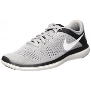 Nike Men's Flex 2016 RN Grey Running Shoes (11 UK/India) (12 US)