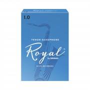 D'Addario Woodwinds Rico Royal 1 cajita con 10 cañas