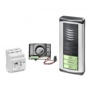 URMET Kit Audio Con Base Impianto Da 3 A 6 Utenti Con Appoggio A Parete
