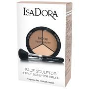 Isadora Face Sculptor Set Make-up Set
