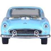 Kinsmart 1:36 Scale 1955 Ford Thunderbird, Blue