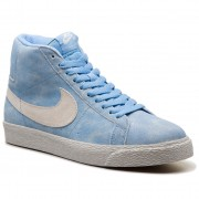 Обувки NIKE - Sb Zoom Blazer Mid 864349 406 University Blue/Light Bone