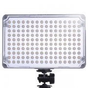 Aputure Amaran AL-H160 13W 2500lm 5500K 160 LED de luz de video CRI 95 + - Negro