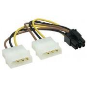 PCIe VGA tapkabel atalakito 6 pin (molex-rol)