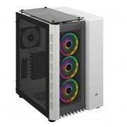 Carcasa Corsair Crystal 680X RGB, MidTower (Alb)