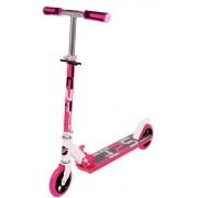 Самокат городской NOVATRACK PIONEER, колеса 125мм, розовый