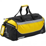 Derbystar Sporttasche CLUB - schwarz/gelb | Junior