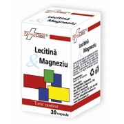 Lecitina + Magneziu 30 capsule FarmaClass