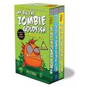 My Big Fat Zombie Goldfish Boxed Set: (My Big Fat Zombie Goldfish; The Seaquel; Fins of Fury), Paperback/Mo O'Hara