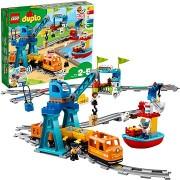 LEGO DUPLO 10875 Tehervonat