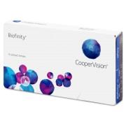 Biofinity 3 šošovky