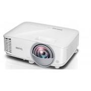 Videoproiector BenQ MW826ST, WXGA (1280 x 800), 3400 lumeni, Contrast 20000:1, DLP (Alb)