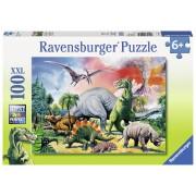 Printre Dinozauri, 100 Piese