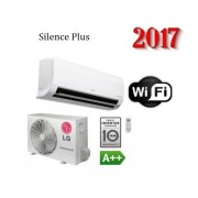 LG PM12SP SILENCE PLUS hűtő-fűtő hőszivattyús multi klíma oldalfali klíma 3.5kw