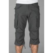 Brandit Shorts Brandit Industry Vintage 3/4 Dunkel Camo