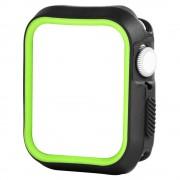 Case Apple Watch 4 44mm Devia Dazzle Series Black & Lime