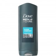 Dove Men +Care Clean Comfort Showergel 250 ml Shower Gel