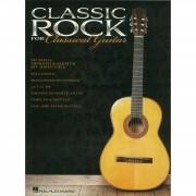 Hal Leonard Classic Rock For Classical Guitar