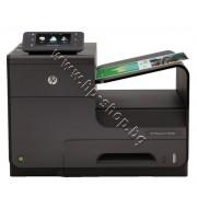 Принтер HP OfficeJet Pro X551dw, p/n CV037A - Цветен мастиленоструен принтер HP
