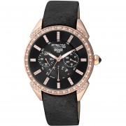 Reloj ATTRACTIVE Q&Q DA77J102Y Urbanity Collection Multifunción Análogo-Negro