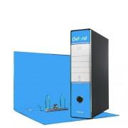Esselte Registratore Oxford Modello Protocollo Dorso 8,0 Cm Colore Azzurro