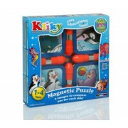 KLIKY PUZZLE Copii 1An+ MAGNETIC ANIMALE MARINE