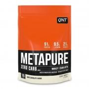 QNT - Zero Carb Metapure 480 gram White Chocolate