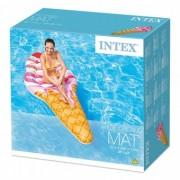 Intex Saltea gonflabila Ice Cream Mat 58762 224 x 107 cm